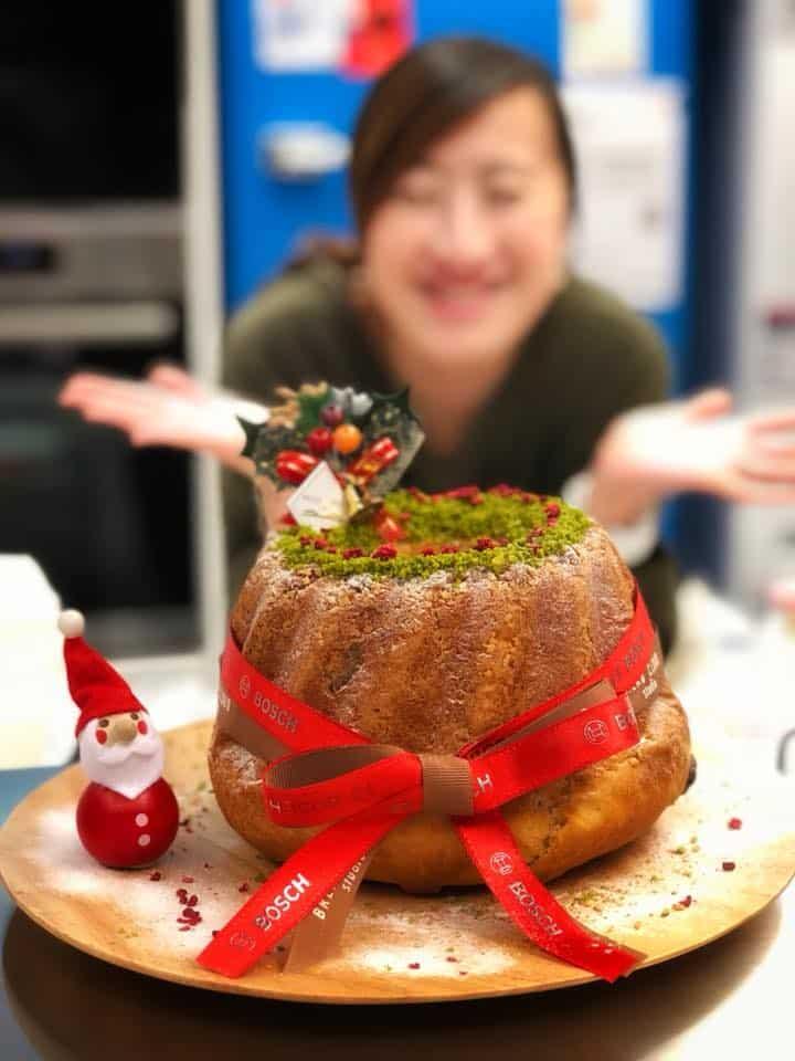 Bread-Cloud-BOSCH-Broadway-Christmas-KouglofA