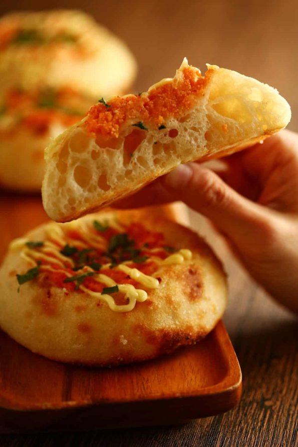 Bread-Cloud-Studio-Hoshino-Yeast-Leaven-Mentaiko-DI0A2916