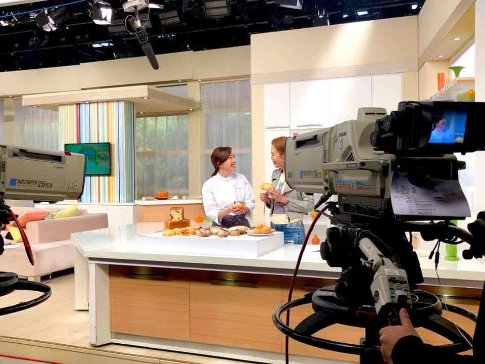 TVB 翡翠台「都市閒情」約你談談麵包添加劑