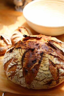 Sourdough Country Bread